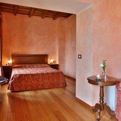 Отель Albergo Ristorante Maggioni Монтевеккья комната для гостей фото 2