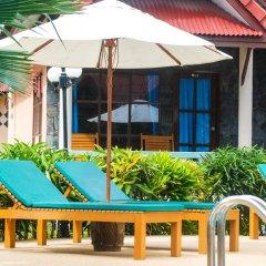 Отель Dream Team Beach Resort Таиланд, Ланта - отзывы, цены и фото номеров - забронировать отель Dream Team Beach Resort онлайн бассейн фото 3