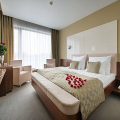 Wellness Hotel Diamant Глубока-над-Влтавой комната для гостей фото 2