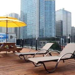 Отель 24 Guesthouse Namsan Южная Корея, Сеул - отзывы, цены и фото номеров - забронировать отель 24 Guesthouse Namsan онлайн бассейн фото 2