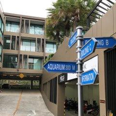 Отель The Pixel Cape Panwa Beach Таиланд, Пхукет - отзывы, цены и фото номеров - забронировать отель The Pixel Cape Panwa Beach онлайн парковка