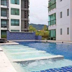 Апартаменты Kamala Chic Apartment бассейн