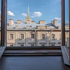 Отель City Of Rivers Near Hermitage 2 Rooms Санкт-Петербург комната для гостей фото 5