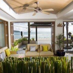 Отель Sunset Beach Resort комната для гостей фото 5