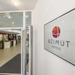Azimut Hotel Vienna Вена помещение для мероприятий