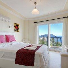 Villa Azalea Турция, Калкан - отзывы, цены и фото номеров - забронировать отель Villa Azalea онлайн комната для гостей фото 2