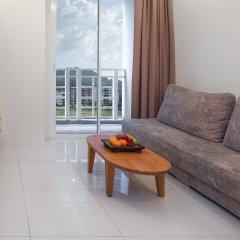 The Allano Phuket Hotel комната для гостей