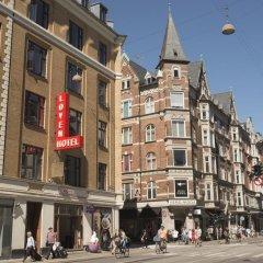 Hotel Loeven Копенгаген городской автобус