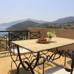 Villa Kalamaki Турция, Калкан - отзывы, цены и фото номеров - забронировать отель Villa Kalamaki онлайн балкон