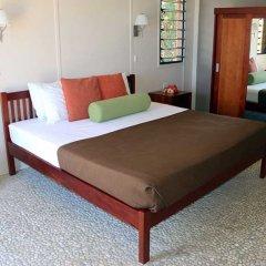 Отель Mantaray Island Resort сейф в номере