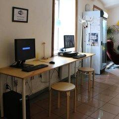 Отель Hostel Boudnik Чехия, Прага - 1 отзыв об отеле, цены и фото номеров - забронировать отель Hostel Boudnik онлайн интерьер отеля фото 3