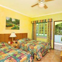 Отель Doctors Cave Beach Hotel Ямайка, Монтего-Бей - отзывы, цены и фото номеров - забронировать отель Doctors Cave Beach Hotel онлайн комната для гостей фото 4