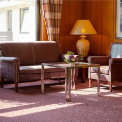 Отель Best Western Hamburg International Гамбург интерьер отеля