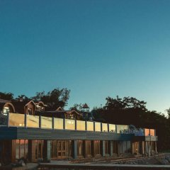 Гостиница Buen Retiro пляж