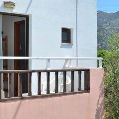 Отель Thisvi балкон