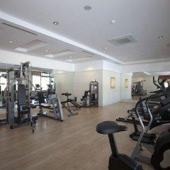 Отель Seher Sun Palace Resort & Spa - All Inclusive фитнесс-зал
