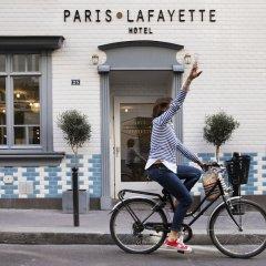 Comfort Hotel Paris La Fayette спортивное сооружение