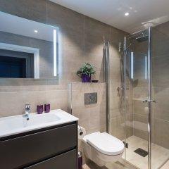 Отель Enter Tromsø Apartments Норвегия, Тромсе - отзывы, цены и фото номеров - забронировать отель Enter Tromsø Apartments онлайн ванная