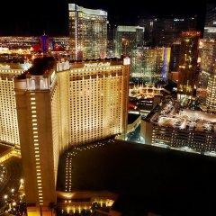 Park MGM Las Vegas Hotel городской автобус