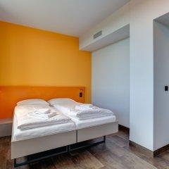 Отель MEININGER Hotel Munich Olympiapark Германия, Мюнхен - отзывы, цены и фото номеров - забронировать отель MEININGER Hotel Munich Olympiapark онлайн комната для гостей фото 4