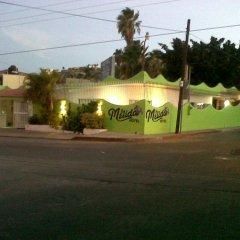 Hotel Melida парковка