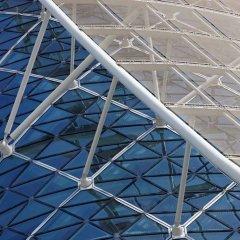 Отель Andaz Capital Gate Abu Dhabi - A Concept By Hyatt Абу-Даби фитнесс-зал фото 2
