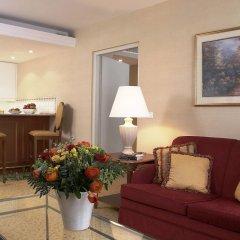 Апартаменты Marriott Executive Apartments Millennium Court комната для гостей фото 3