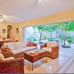 Отель Villa De La Playa Мексика, Сан-Хосе-дель-Кабо - отзывы, цены и фото номеров - забронировать отель Villa De La Playa онлайн интерьер отеля