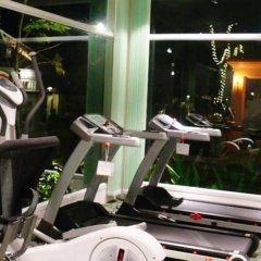 Отель Mandawee Resort & Spa фитнесс-зал фото 4
