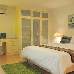 Отель Duplex 21 Apartment Таиланд, Бангкок - отзывы, цены и фото номеров - забронировать отель Duplex 21 Apartment онлайн комната для гостей фото 4