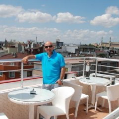 Timya Турция, Стамбул - отзывы, цены и фото номеров - забронировать отель Timya онлайн балкон