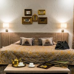 Гостиница Братья Карамазовы 4* Стандартный номер двуспальная кровать фото 12