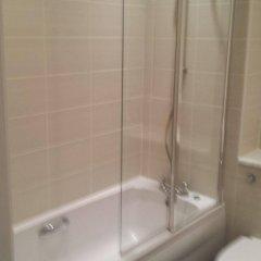 Отель Glasgow Central Skyline Apartment Великобритания, Глазго - отзывы, цены и фото номеров - забронировать отель Glasgow Central Skyline Apartment онлайн ванная