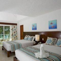 Отель Grand Paradise Playa Dorada - All Inclusive комната для гостей фото 3