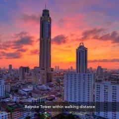 Отель ZEN Rooms Basic Rajprarop 5 Бангкок балкон