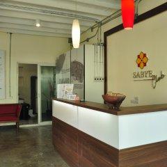 Sabye Club Hostel Бангкок интерьер отеля