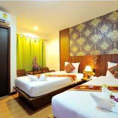 Отель NNC Patong Inn комната для гостей фото 5