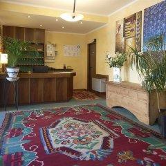 Hotel Rezia Киеза-ин-Вальмаленко интерьер отеля фото 3