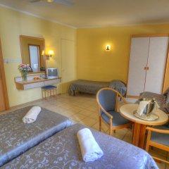Sliema Chalet Hotel Слима удобства в номере фото 2