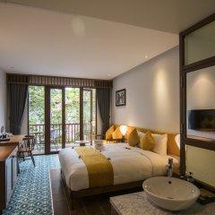Vinh Hung Old Town Hotel комната для гостей фото 2