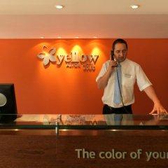 Отель Yellow Alvor Garden - All Inclusive интерьер отеля