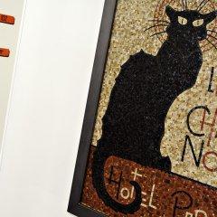 Le Chat Noir Design Hotel интерьер отеля фото 3