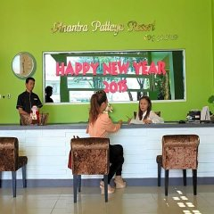 Отель Anantra Pattaya Resort by CPG интерьер отеля фото 3