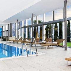 Отель Four Points by Sheraton Bolzano Больцано бассейн