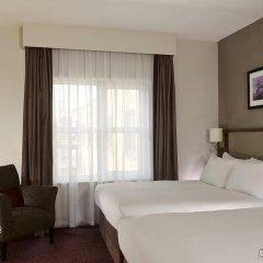 Отель Doubletree by Hilton Angel Kings Cross Лондон комната для гостей фото 3