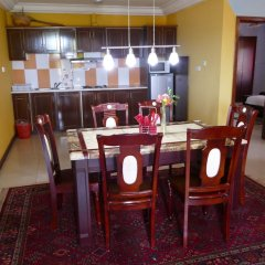 Calabash apartments in Kololi, Gambia from 77$, photos, reviews - zenhotels.com in-room dining photo 2