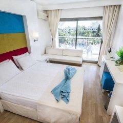 Side Ally Hotel - All inclusive комната для гостей фото 4