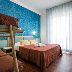 Отель Due Mari Римини комната для гостей фото 5