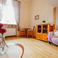 Апартаменты Heart of Warsaw IV apartment комната для гостей фото 3