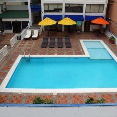 Отель Arhuaco Колумбия, Санта-Марта - отзывы, цены и фото номеров - забронировать отель Arhuaco онлайн бассейн фото 2